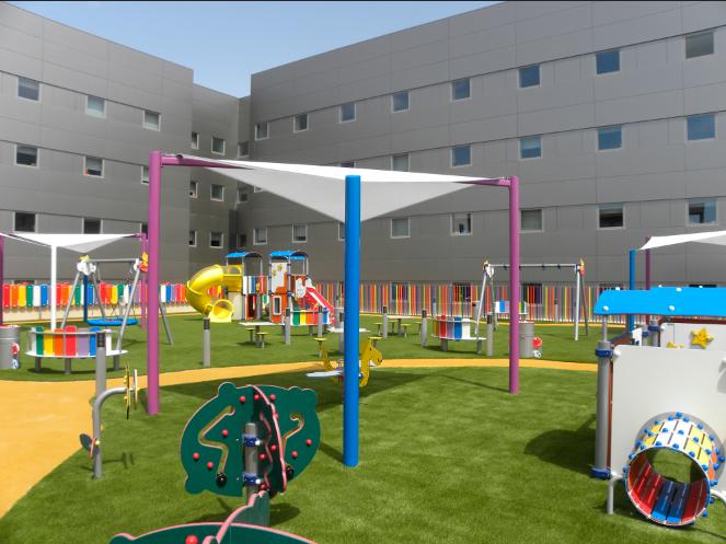 certificación de parques infantiles