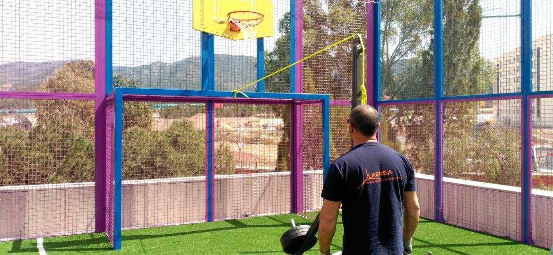 inspección instalaciones deportivas
